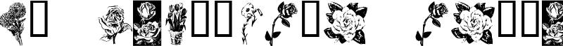 KR Beautiful Flowers.ttf