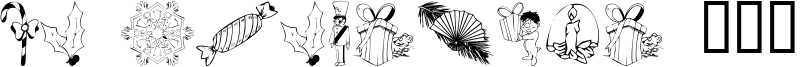 KR Christmas 2002 Dings 4.ttf