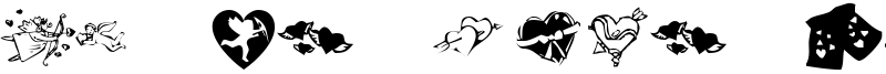KR Be Mine Always Font