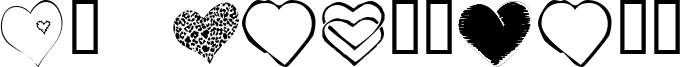 KR Heartfelt Font
