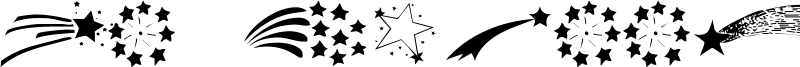 KR Starry Eyed Font