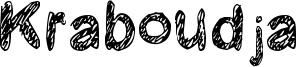 Kraboudja Font