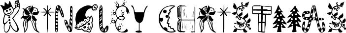Kringley Christmas Font