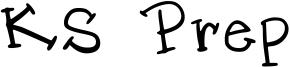 KS Prep Font