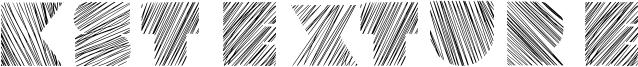 Kstexture Font