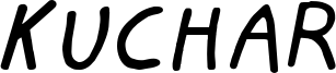 Kuchar Font