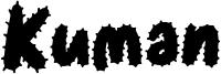 Kuman Font