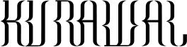 Kurawal Font