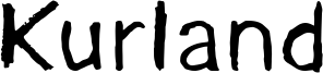 Kurland Font
