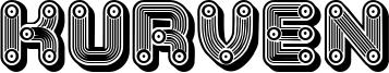 Kurven Font