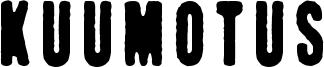 Kuumotus Font
