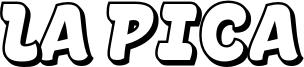 La Pica Font