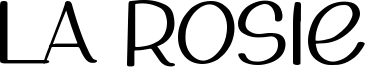 La Rosie Font