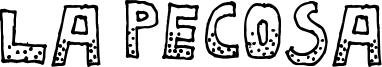 La Pecosa Font