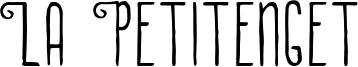 La Petitenget Font