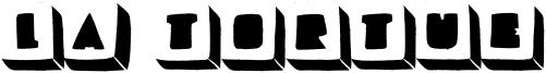 La Tortue Font