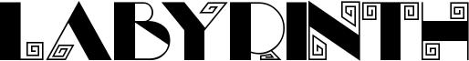 Labyrinth Font