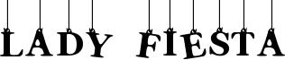 Lady Fiesta Font