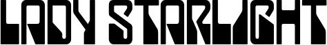 Lady Starlight Font