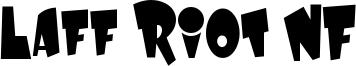 Laff Riot NF Font