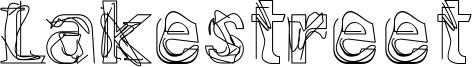 Lakestreet Font