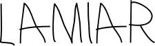 Lamiar_Light.otf