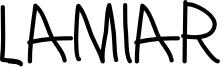 Lamiar_Medium.otf