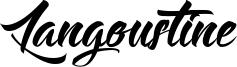 Langoustine Font