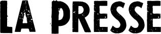 La Presse Font