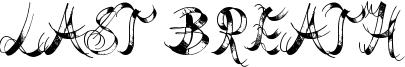 Last Breath Font