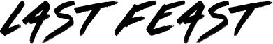 Last Feast Font
