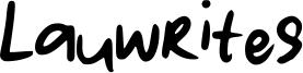 Lauwrites Font