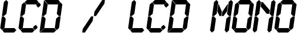 LCDMB___.TTF
