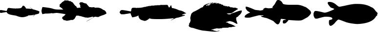 Le Fish Font