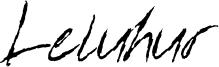 Leluhur Font