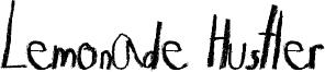 Lemonade Hustler Font