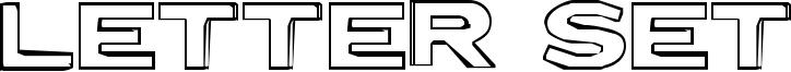 letter set b.ttf
