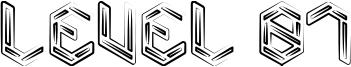 Level 01 Font