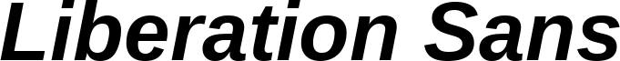 LiberationSans-BoldItalic.ttf