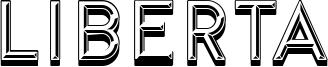 Liberta Font