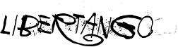Libertango Font