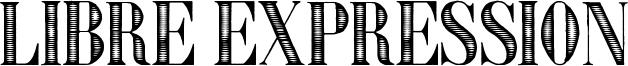 Libre Expression Font