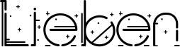 Lieben Font