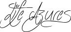 Life Azures Font