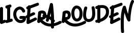 Ligera Rouden Font