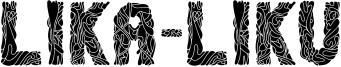 Lika-Liku Font