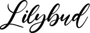 Lilybud Font
