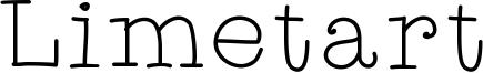 Limetart Font
