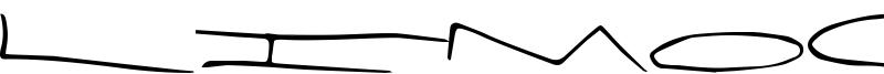 LimoCaps Font