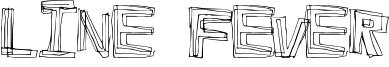 Line Fever Font